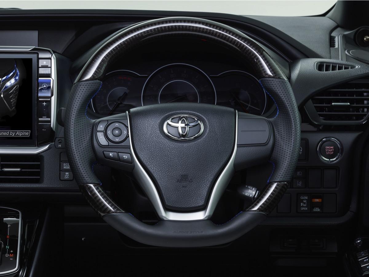 Steering/ステアリング